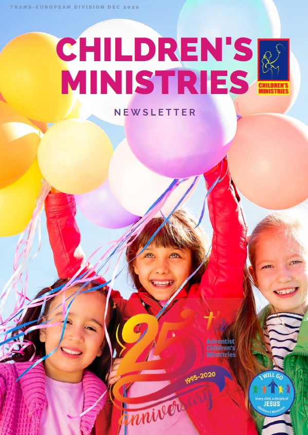 Children Ministries News - December 2020