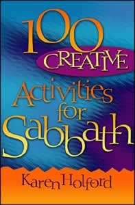 100 creative activies for sabbath