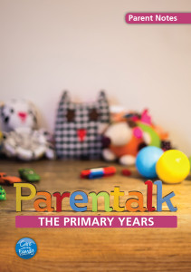 Parentalk The Primary Years Parent Handbook cover 211x300