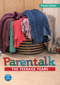 Parentalk The Teenage Years Parent Handbook cover 211x300