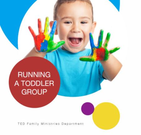 running a toddler group