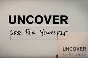 uncover - see for yourself - manual