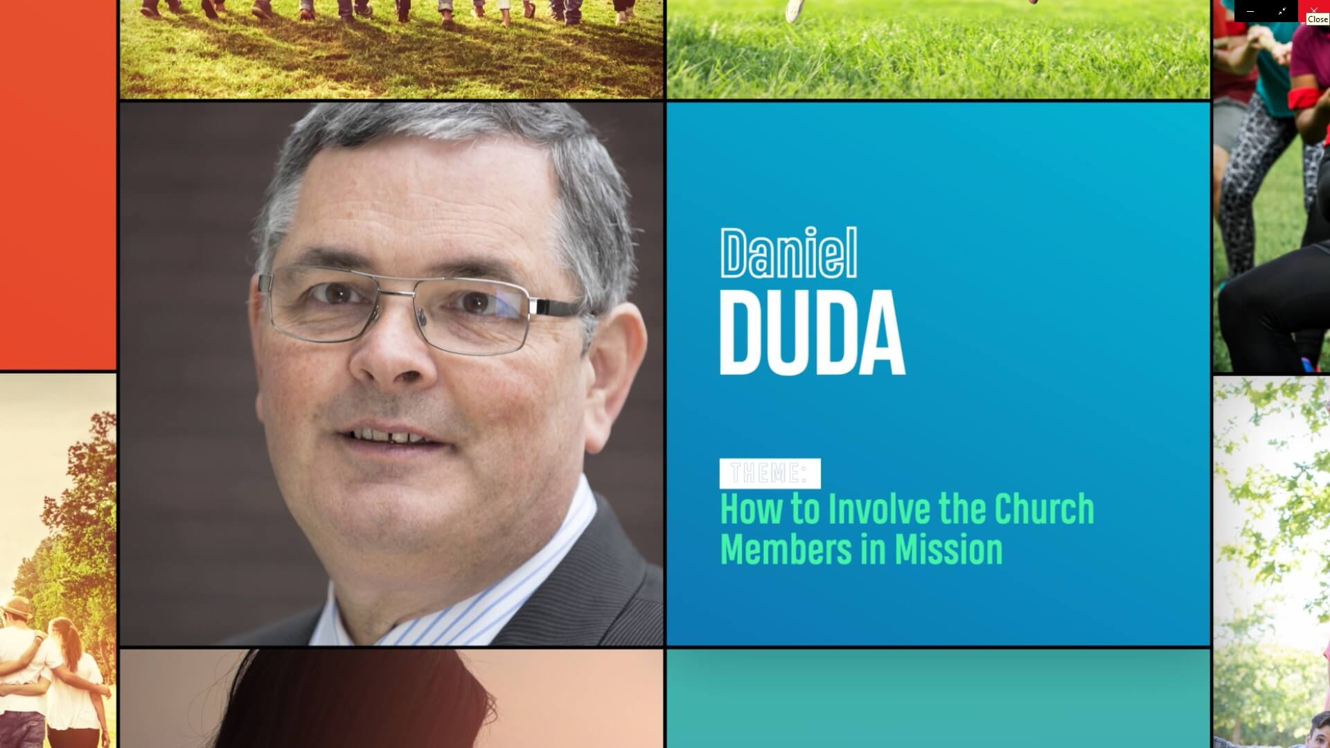 D.Duda How to involve church members into mission