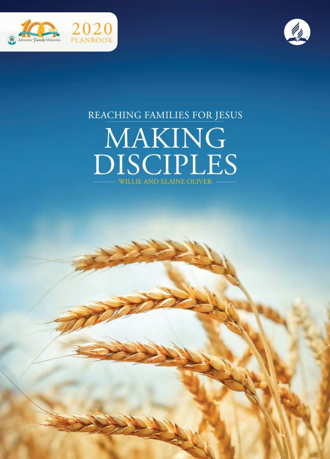 Family Ministries Resource Book 2020 - Making Disciples