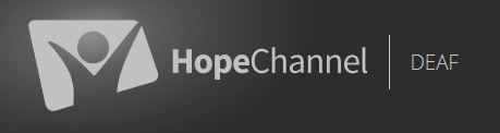 Hope channel deaf logo