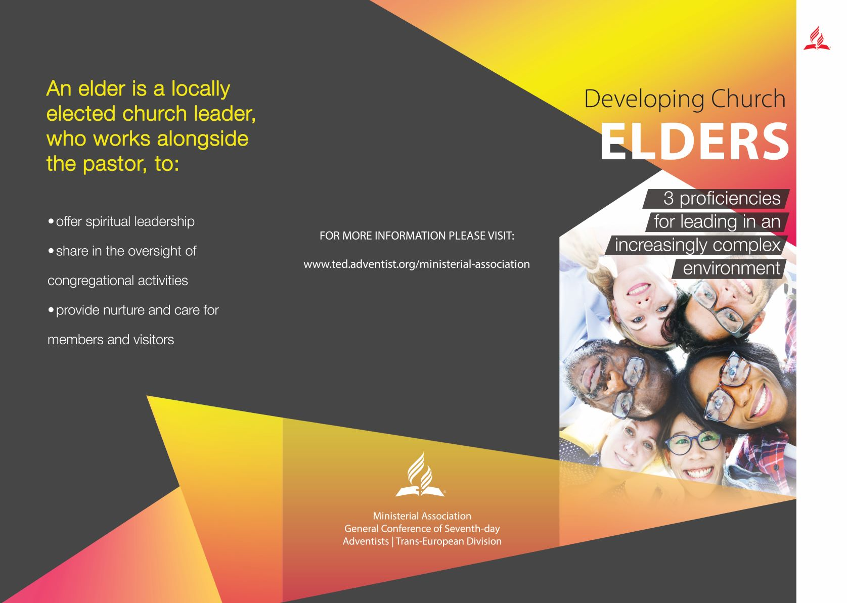 Elders brochure front