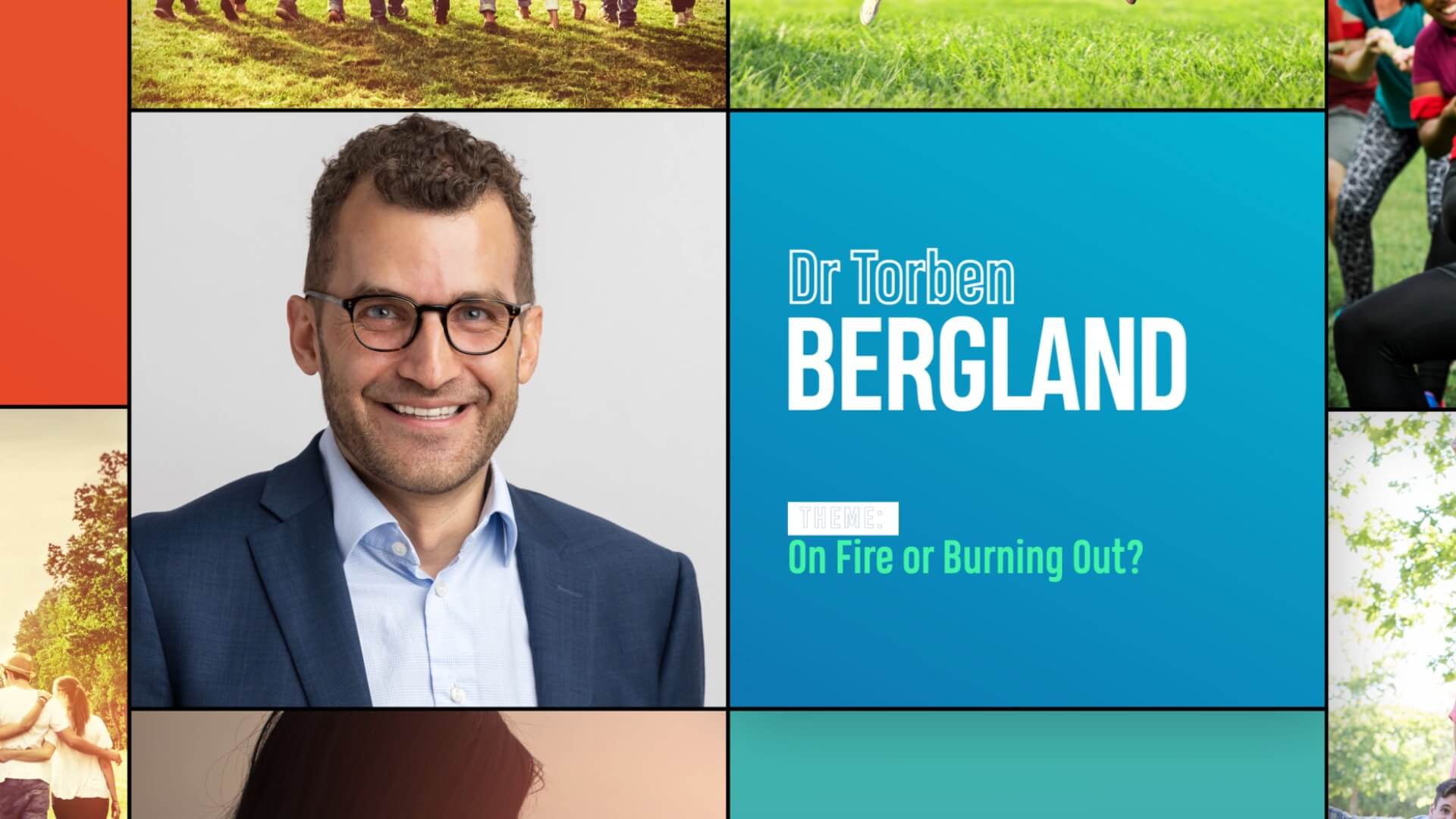 T.Bergland on fire or burning out