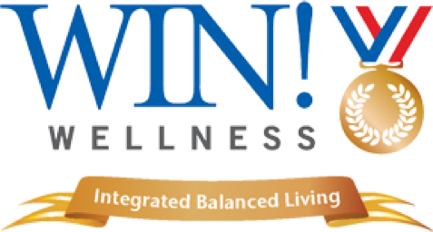 Win Wellness logo
