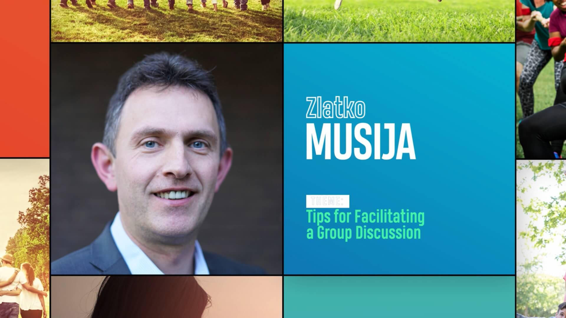 Z.Musija tips for facilitating a group discussion