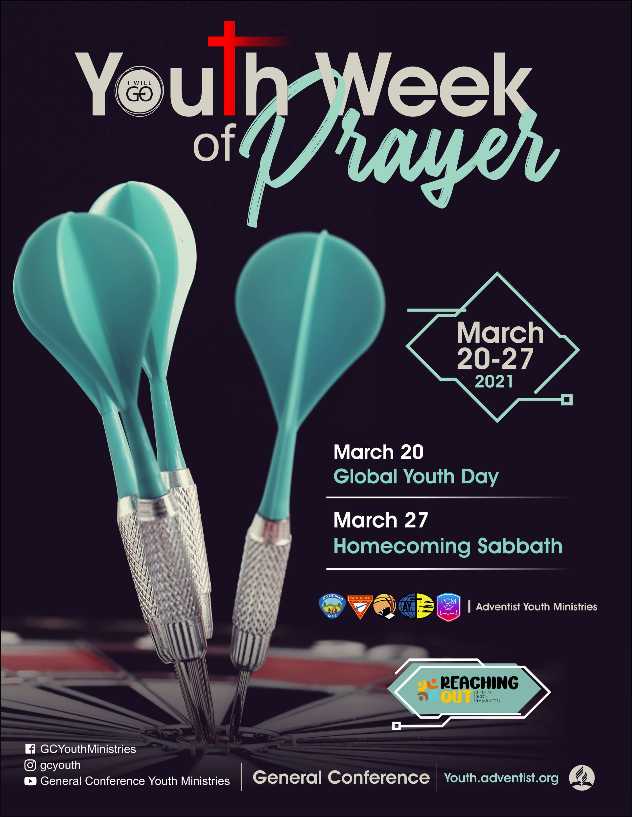 Youth Week of Prayer 2021
