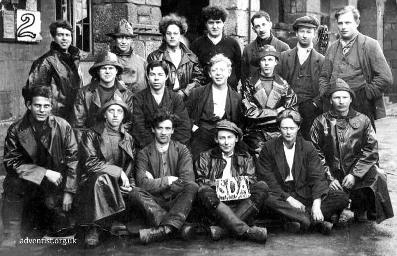 conscientious objectors princetown workcentre dartmoor prison