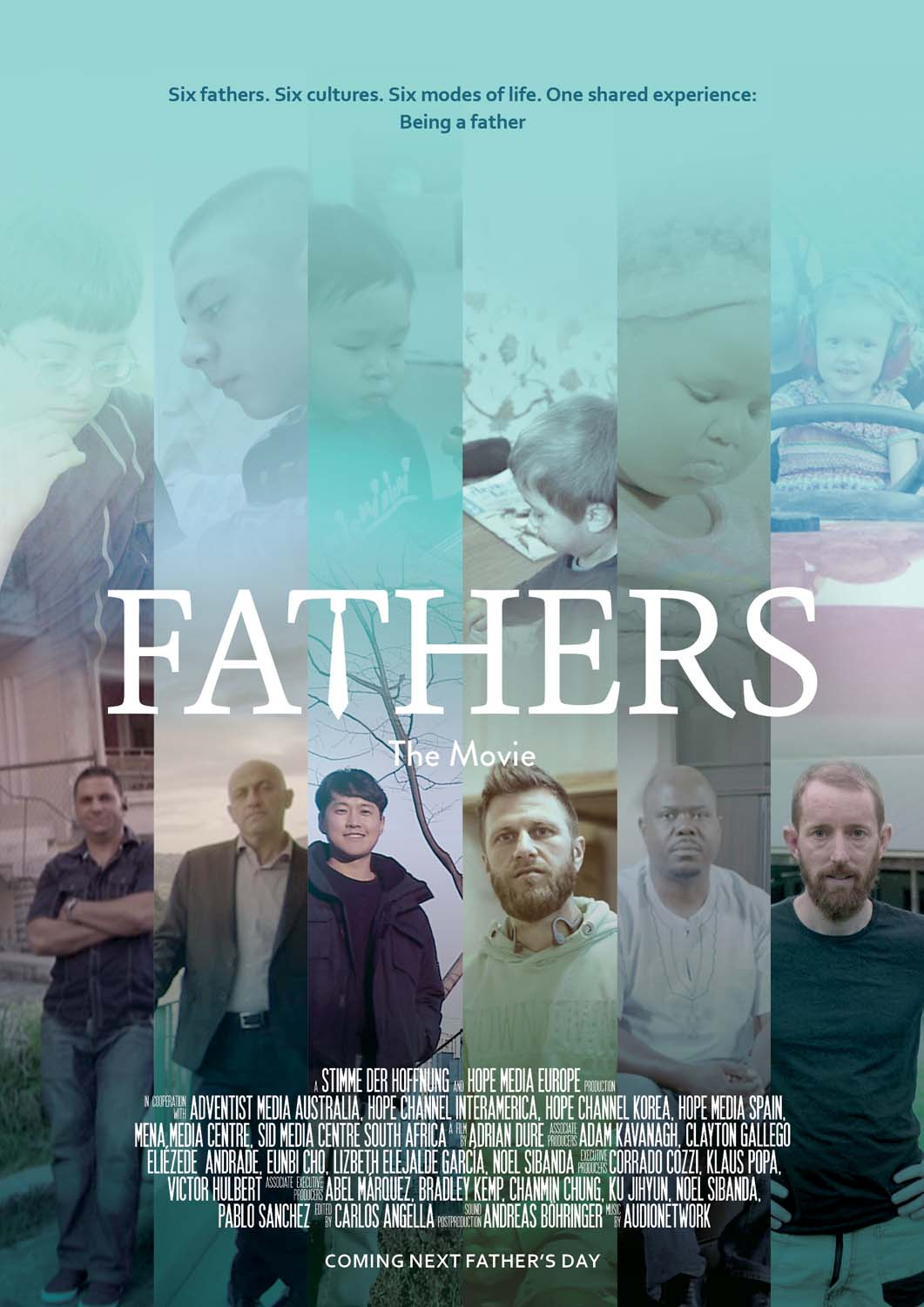 Poster for Fathers movie