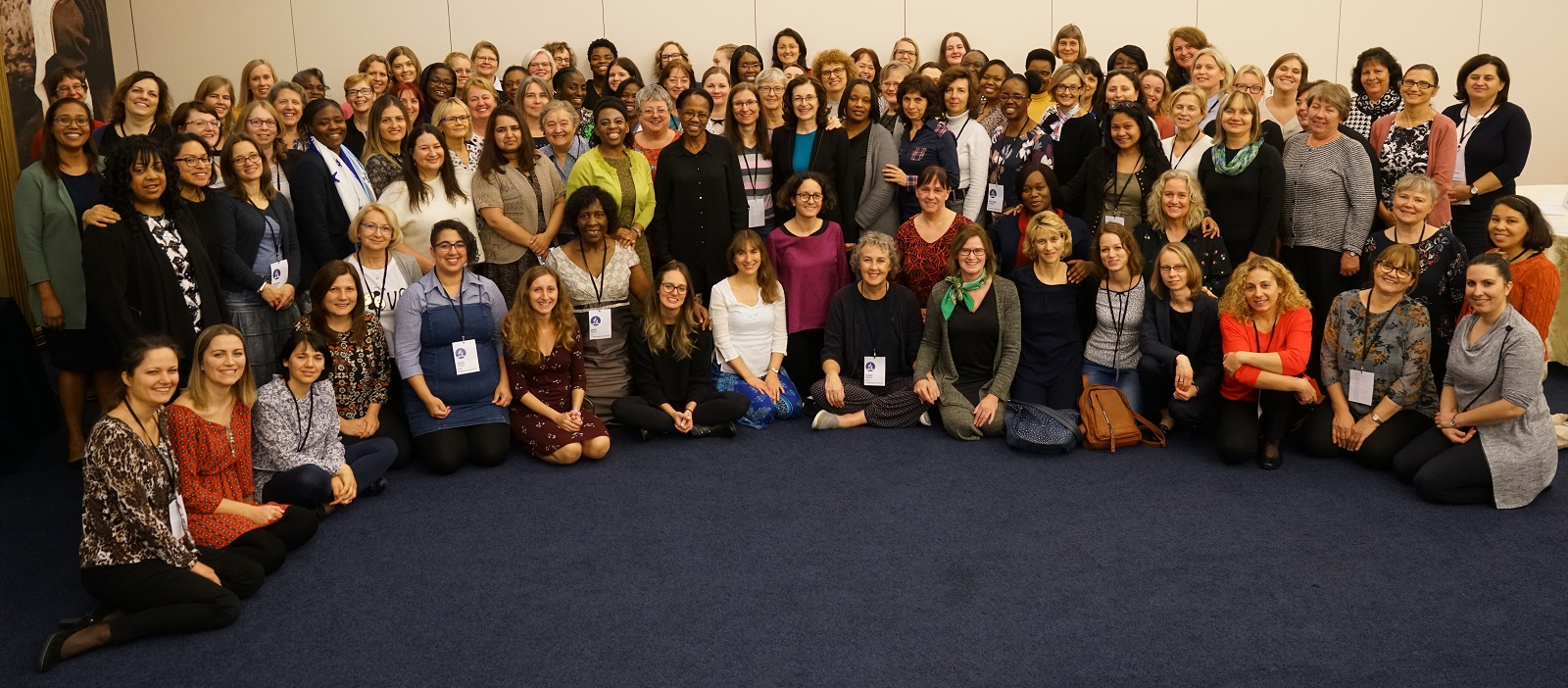 Women in Ministry retreat 2019 group photo