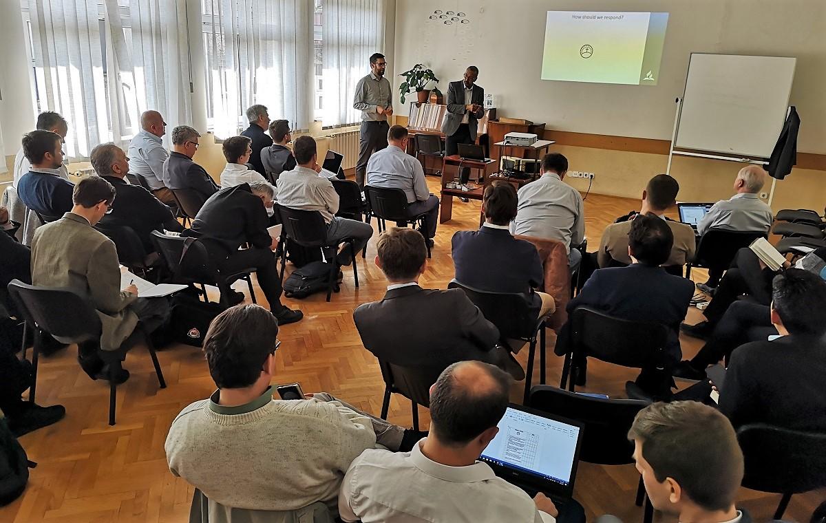 pastors and elders training croatia