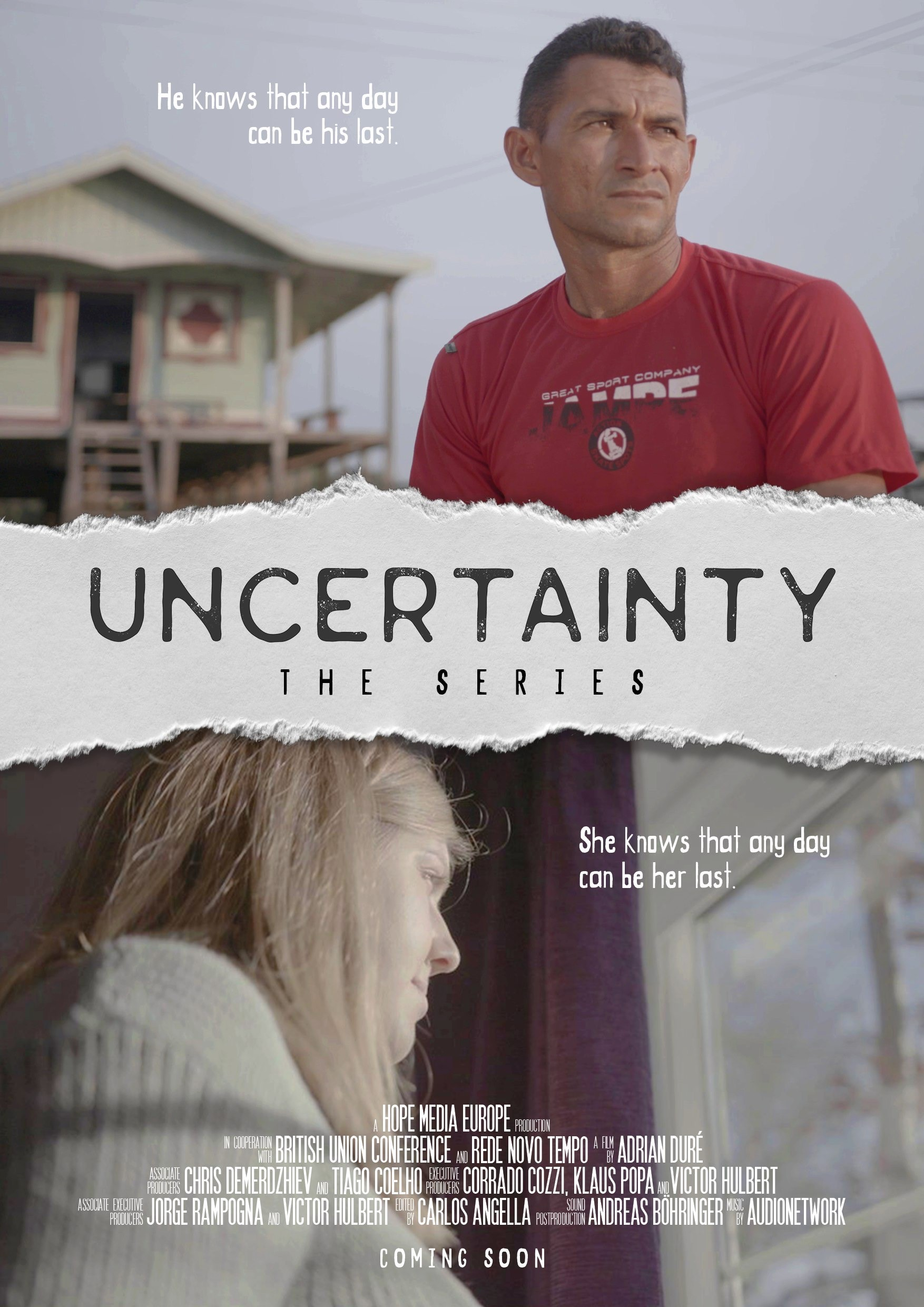 Uncertainty documentary poster